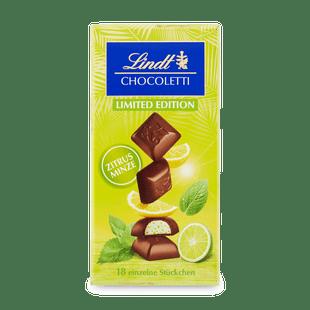 CHOCOLETTI LEMON MINT 100g