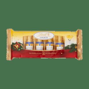 ALCOHOL CHOCOLATE BOTTLES - EGG BRANDY 132g