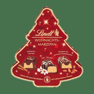 CHRISTMAS MARZIPAN SELECTION 175g