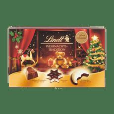 LINDT CHRISTMAS PRALINES 137g