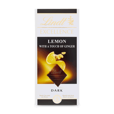 EXCELLENCE LEMON WITH A TOUCH OF GINGER 100g