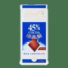 EXCELLENCE 45% COCOA 80g