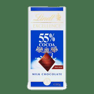 EXCELLENCE 55% COCOA 80g