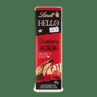 HELLO STRAWBERRY CHEESECAKE 100g