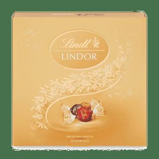 LINDOR ASSORTED BOX 150g