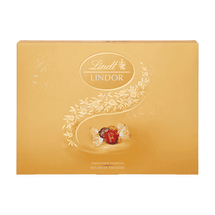 LINDOR ASSORTED BOX 250g