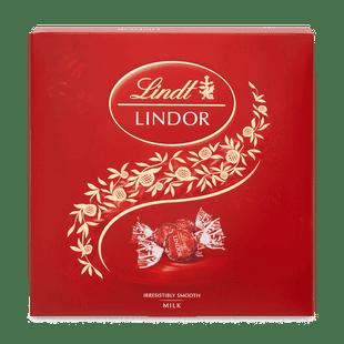 LINDOR MILK BOX 150g