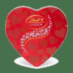 LINDOR MILK HEART 187g