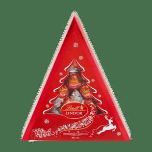 LINDOR MILK CHRISTMAS TREE 125g