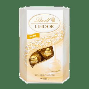 LINDOR WHITE 200g