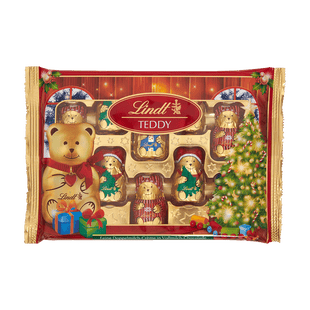 LINDT TEDDY FRIENDS 100g