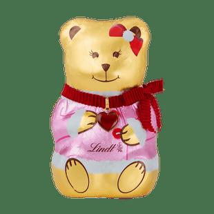LINDT TEDDY GIRL 100g